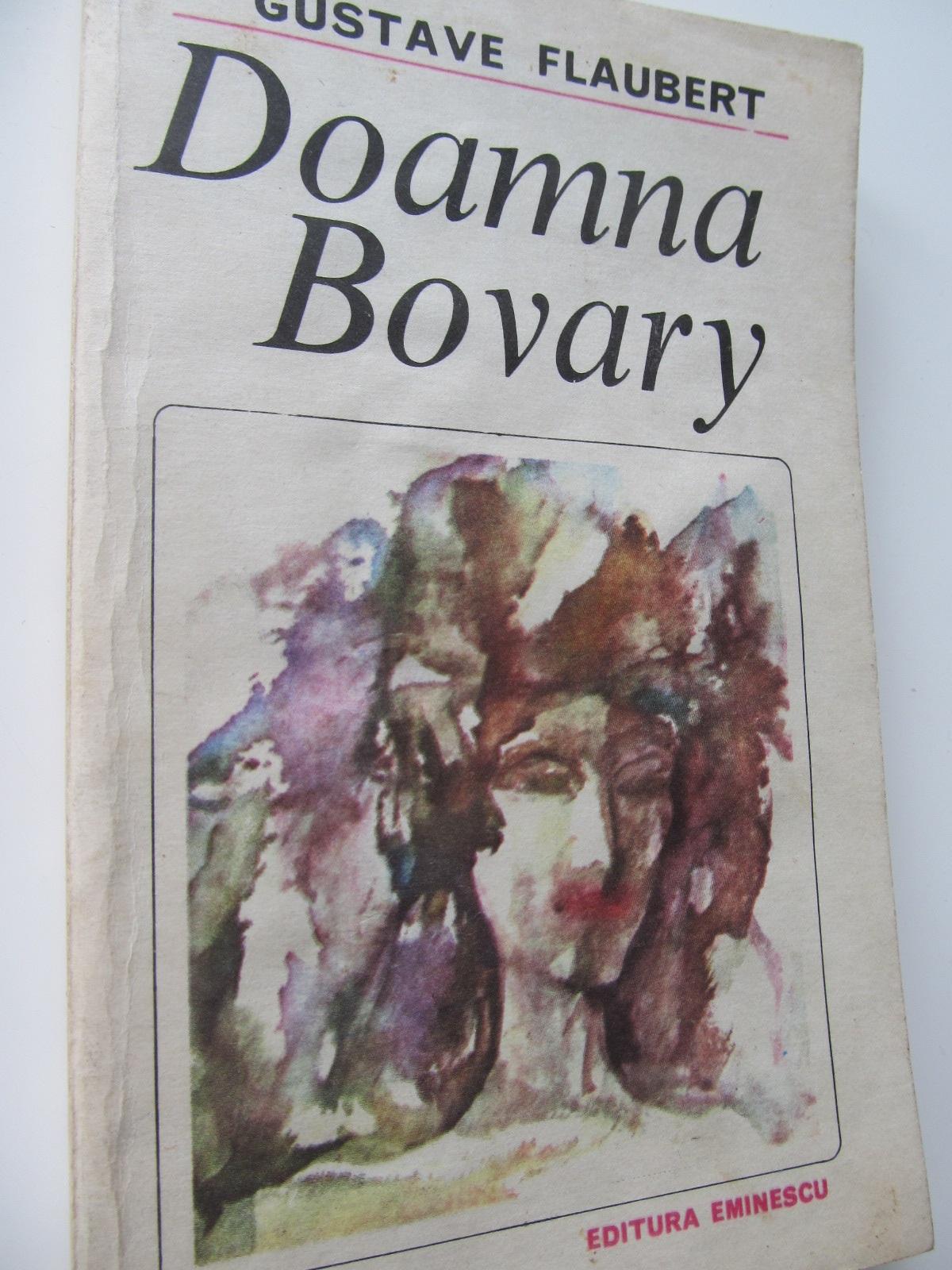 Doamna Bovary - Gustave Flaubert | Detalii carte