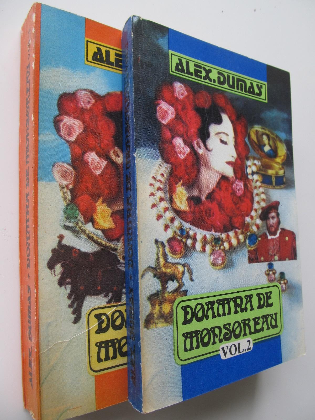 Carte Doamna de Monsoreau (2 vol.) - Alexandre Dumas