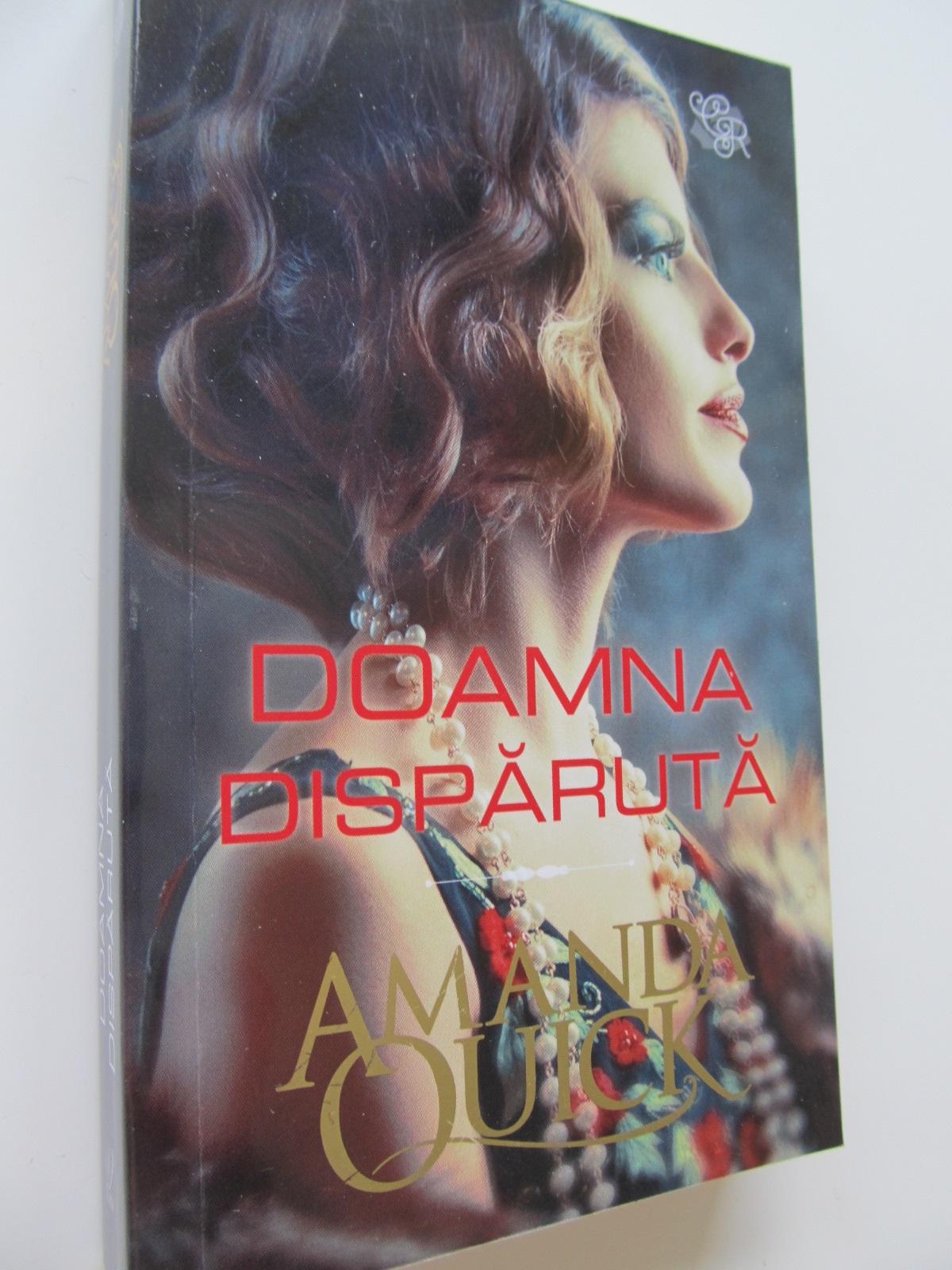 Doamna disparuta - Amanda Quick | Detalii carte