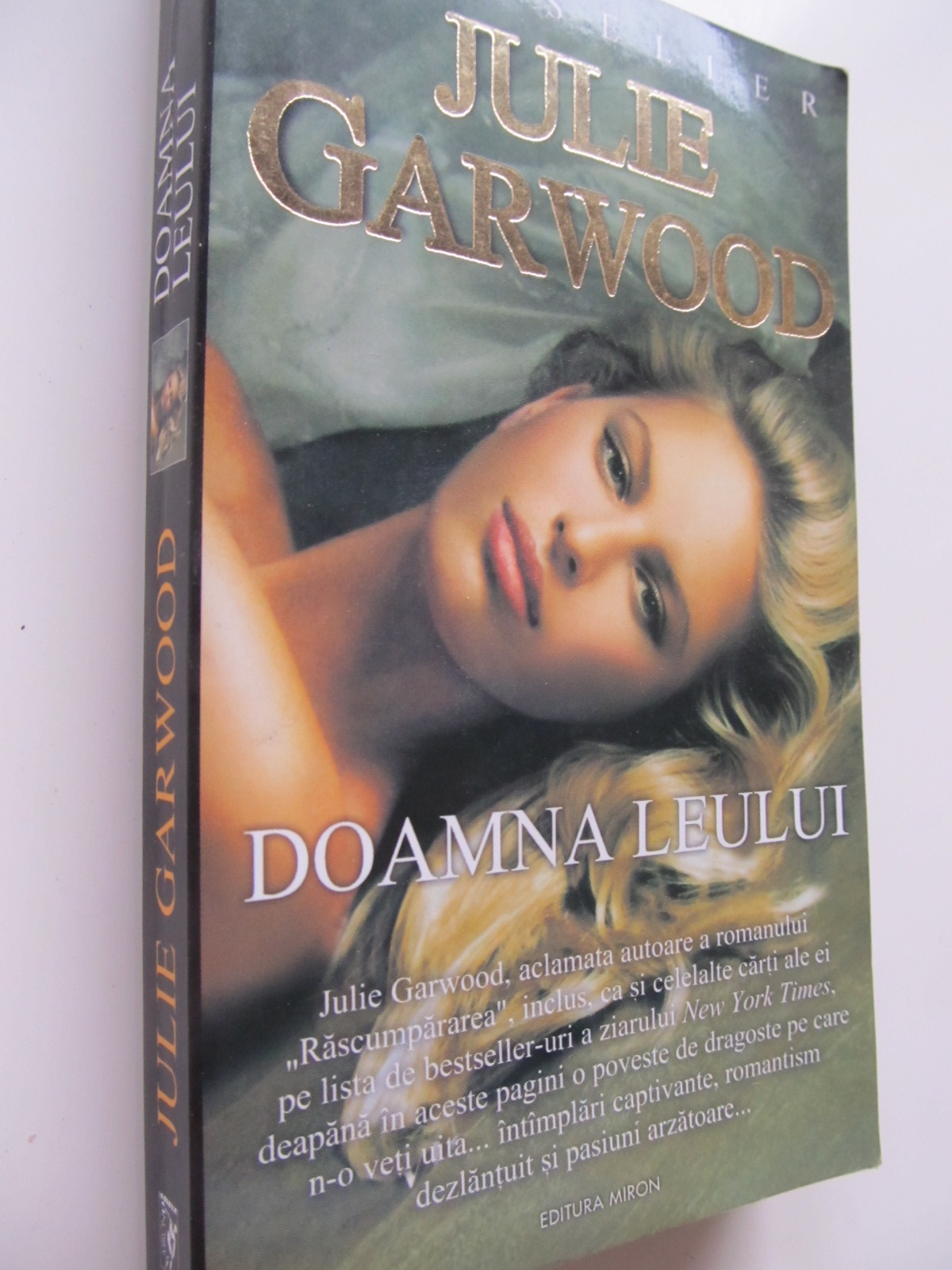 Doamna leului - Julie Garwood | Detalii carte