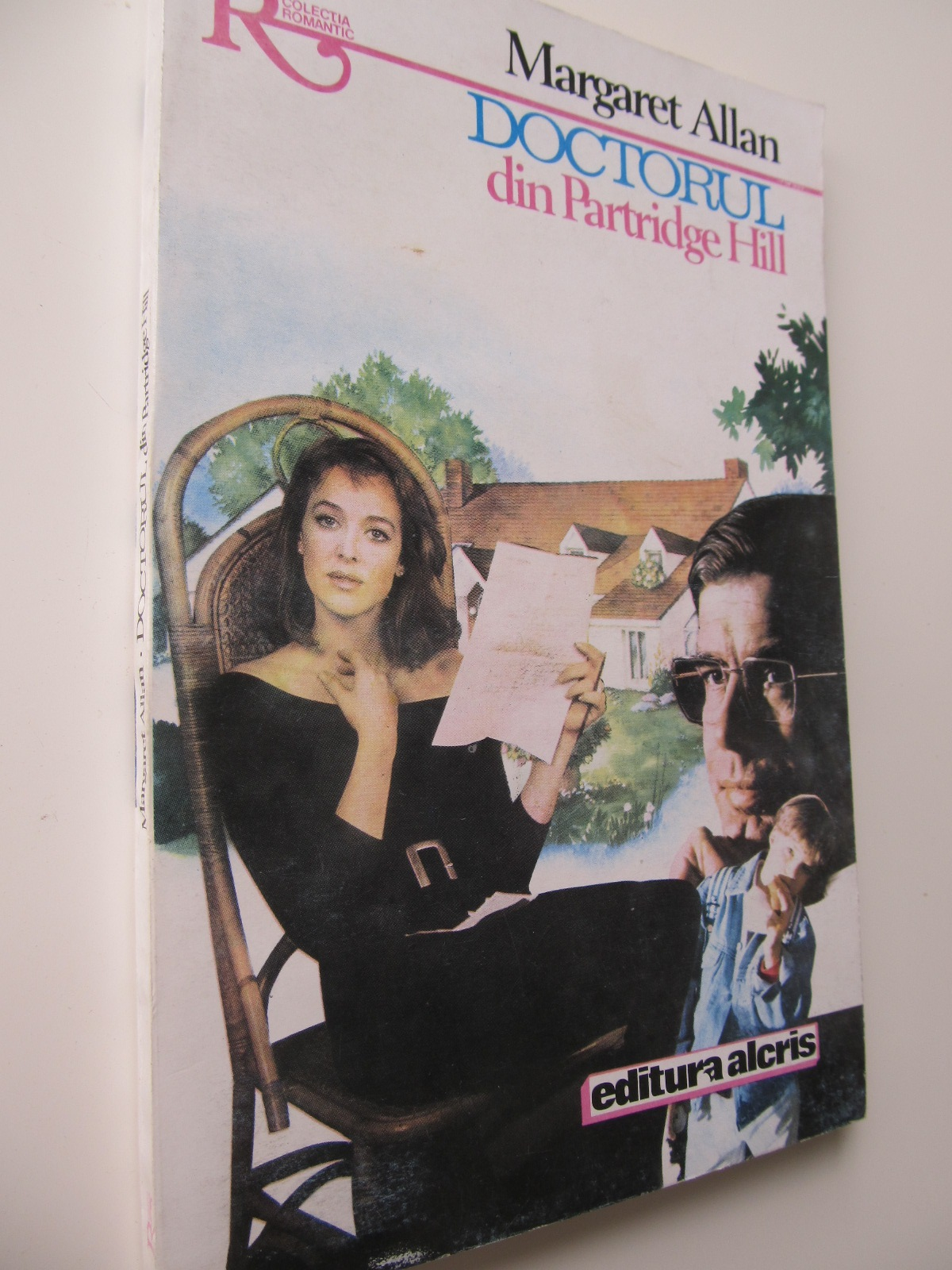 Doctorul din Patridge Hill (2) - Margaret Allan | Detalii carte