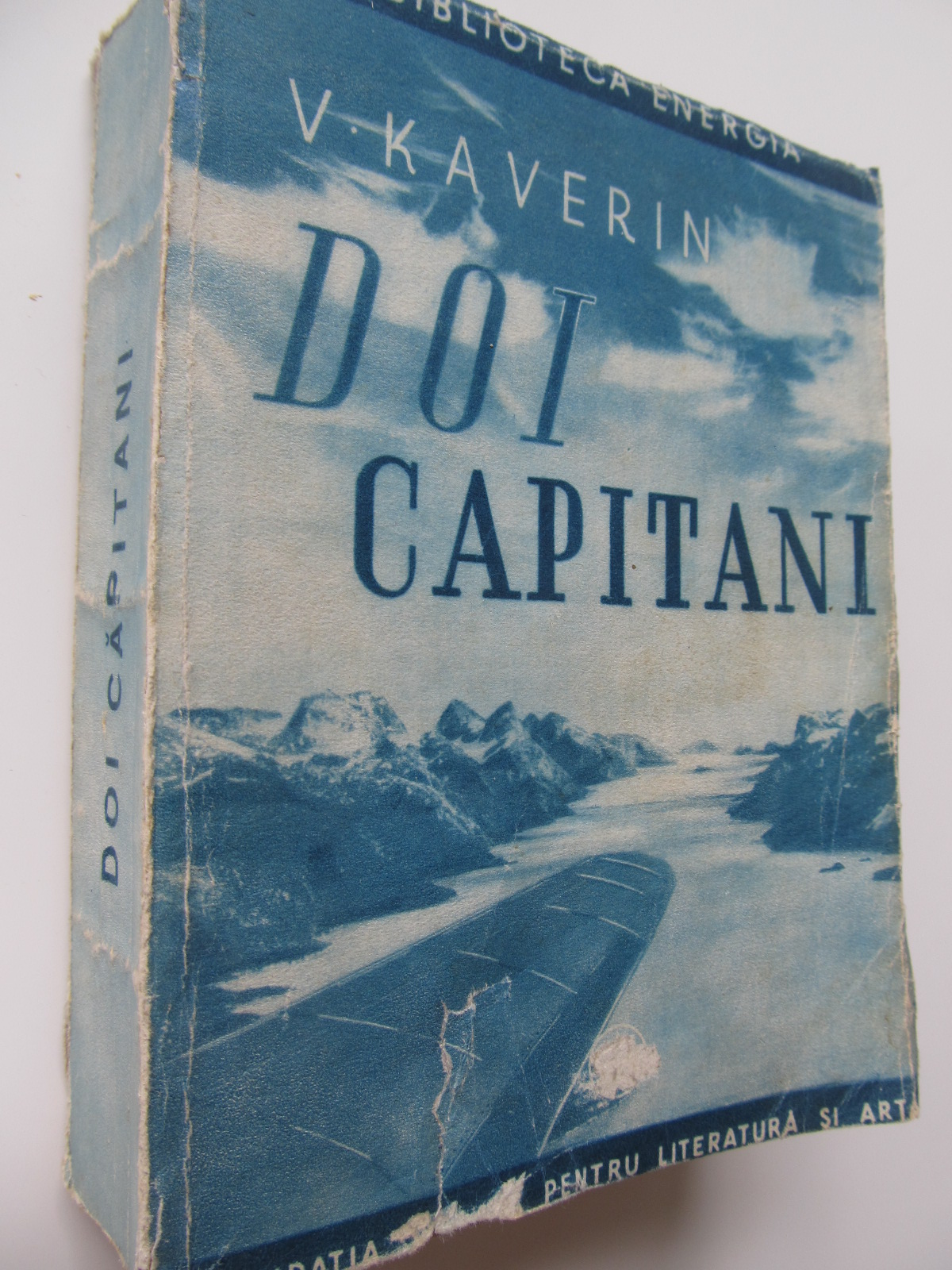 Doi capitani - V. Kaverin | Detalii carte