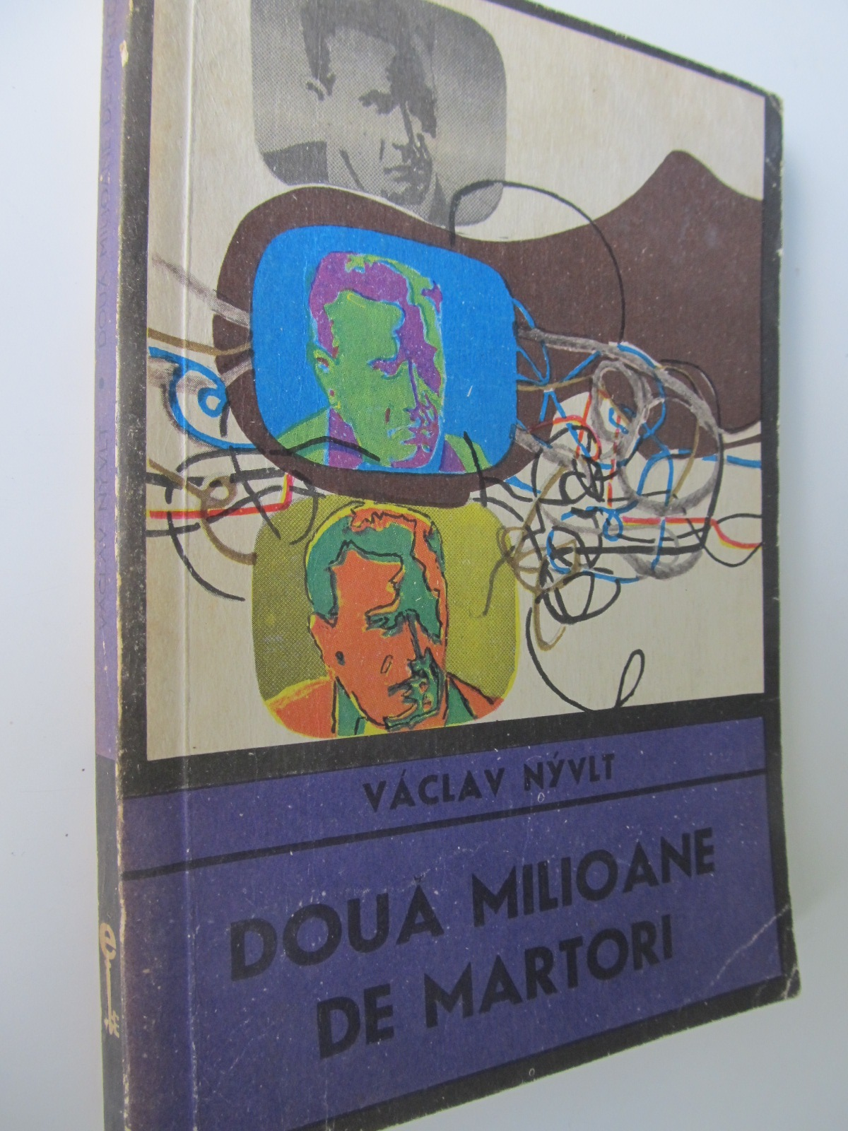 Doua milioane de martori - Vaclav Nyvlt | Detalii carte