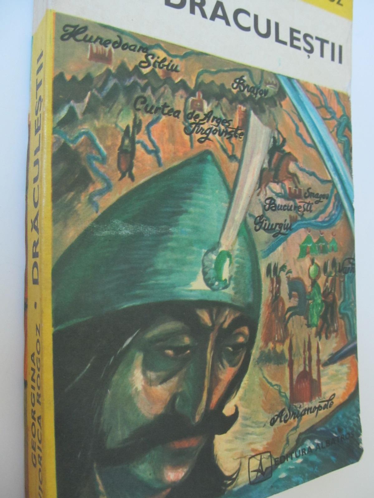 Draculestii - Georgina Viorica Rogoz | Detalii carte