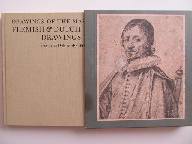 Drawings of the masters - Flemish & Dutch drawings - From the 15th to the 18th Century (album) - Colin T. Eisler | Detalii carte