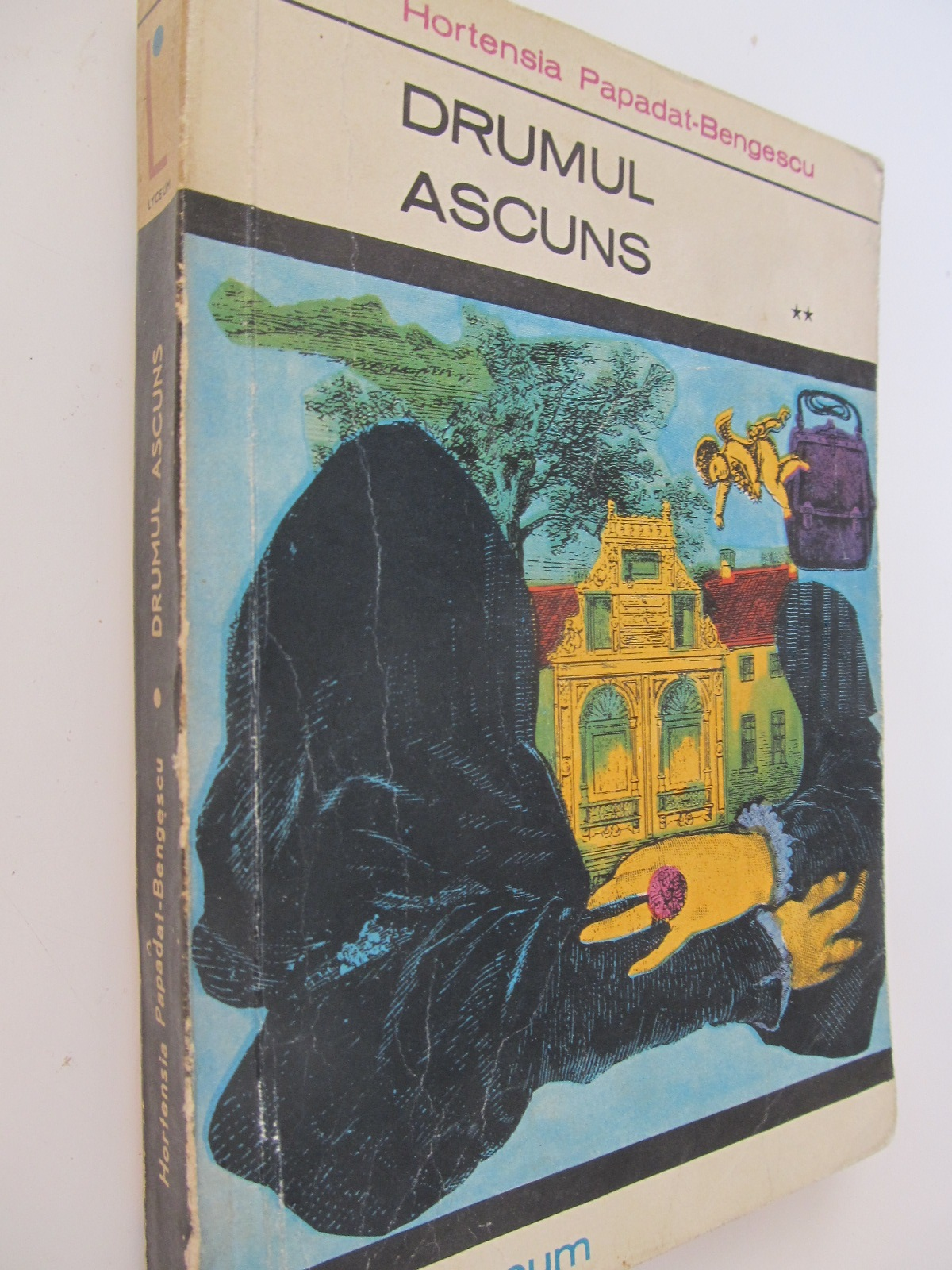 Drumul ascuns (vol. 2) - H. P. Bengescu   Detalii carte