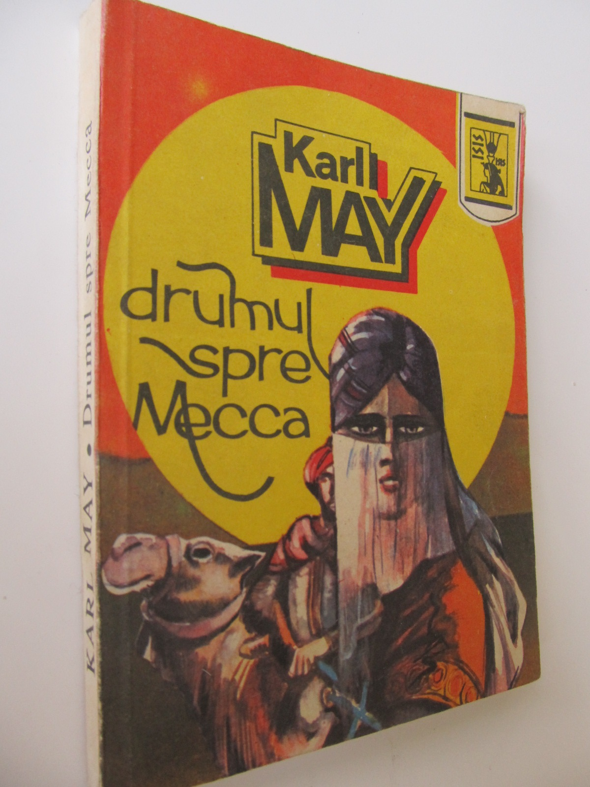 Drumul spre Mecca - Karl May | Detalii carte