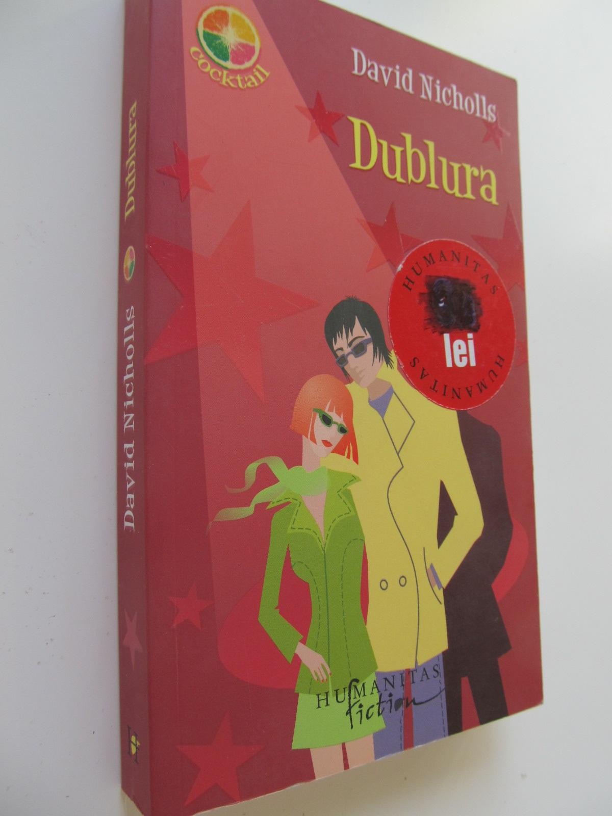 Dublura - David Nicholls | Detalii carte
