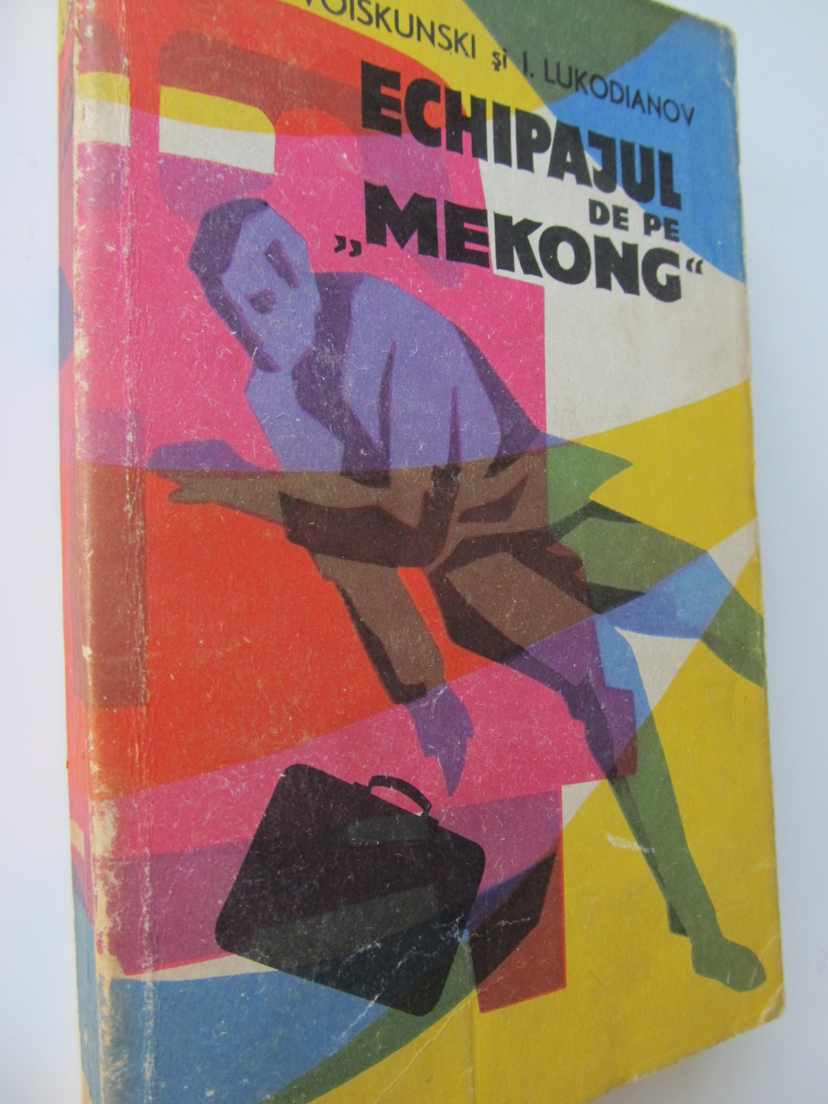 Echipajul de pe Mekong - E. Voiskunski , I. Lukodianov | Detalii carte