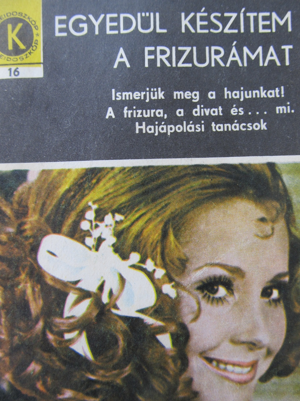 Egyedul keszitem a frizuramat (16) - Olga Tuduri | Detalii carte