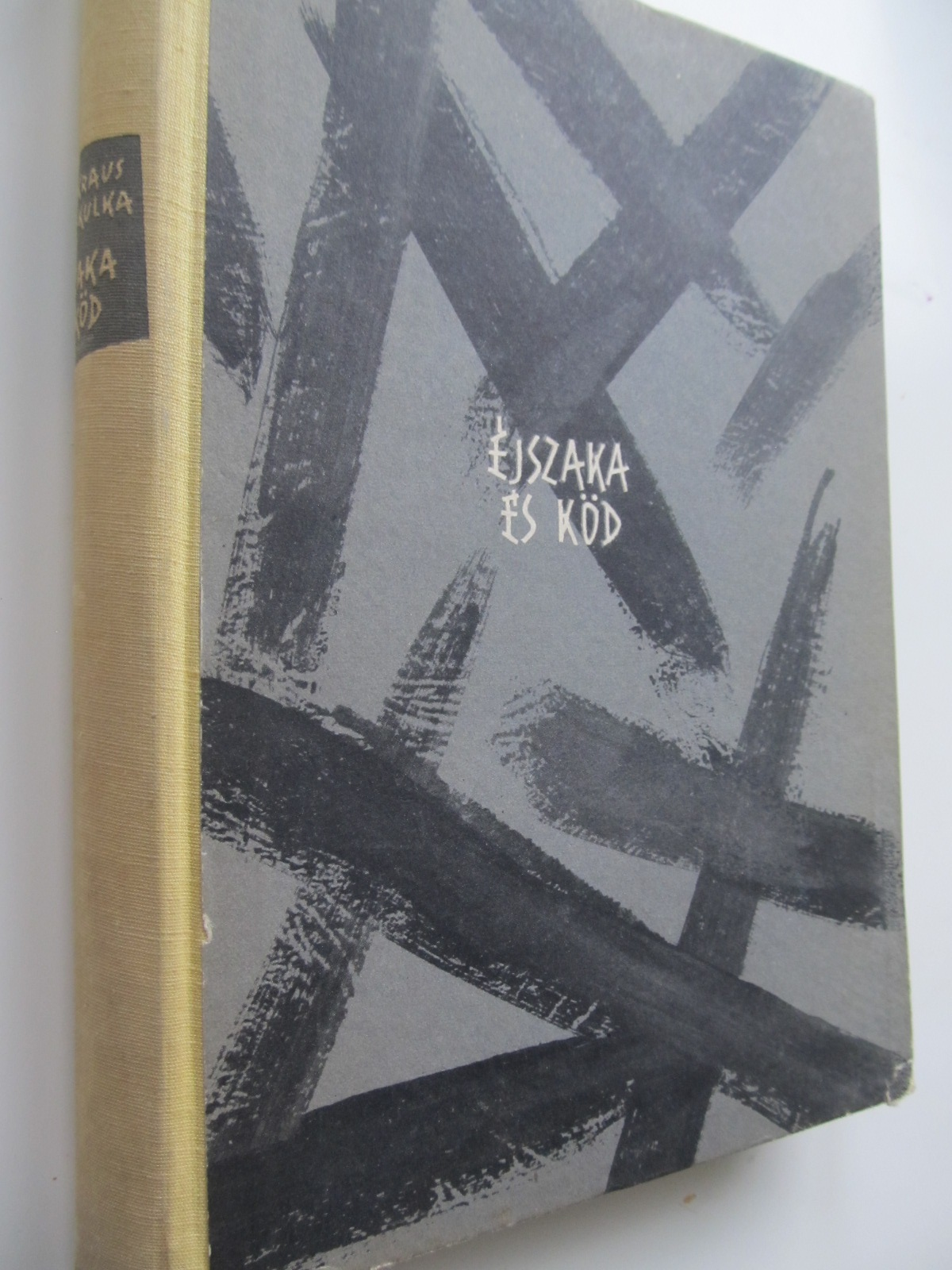 Ejszaka es kod - Ota Kraus - Erich Kulka | Detalii carte