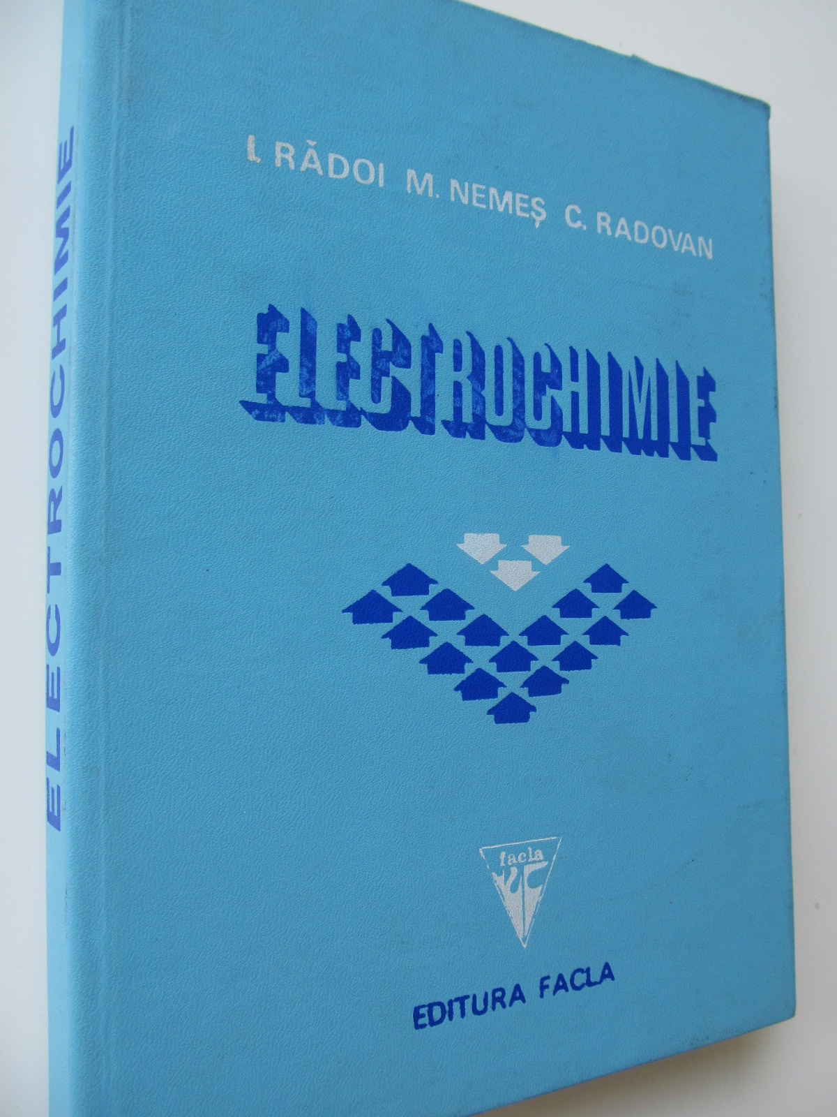 Electrochimie - I. Radoi , M. Nemes , C. Radovan | Detalii carte