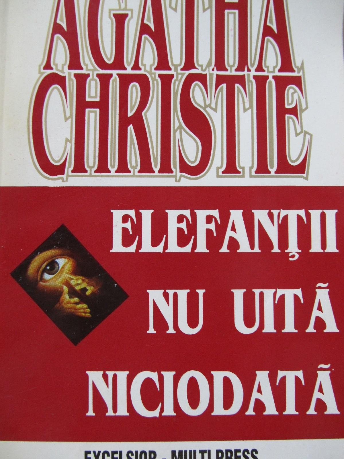 Elefantii nu uita niciodata [1] - Agatha Christie   Detalii carte