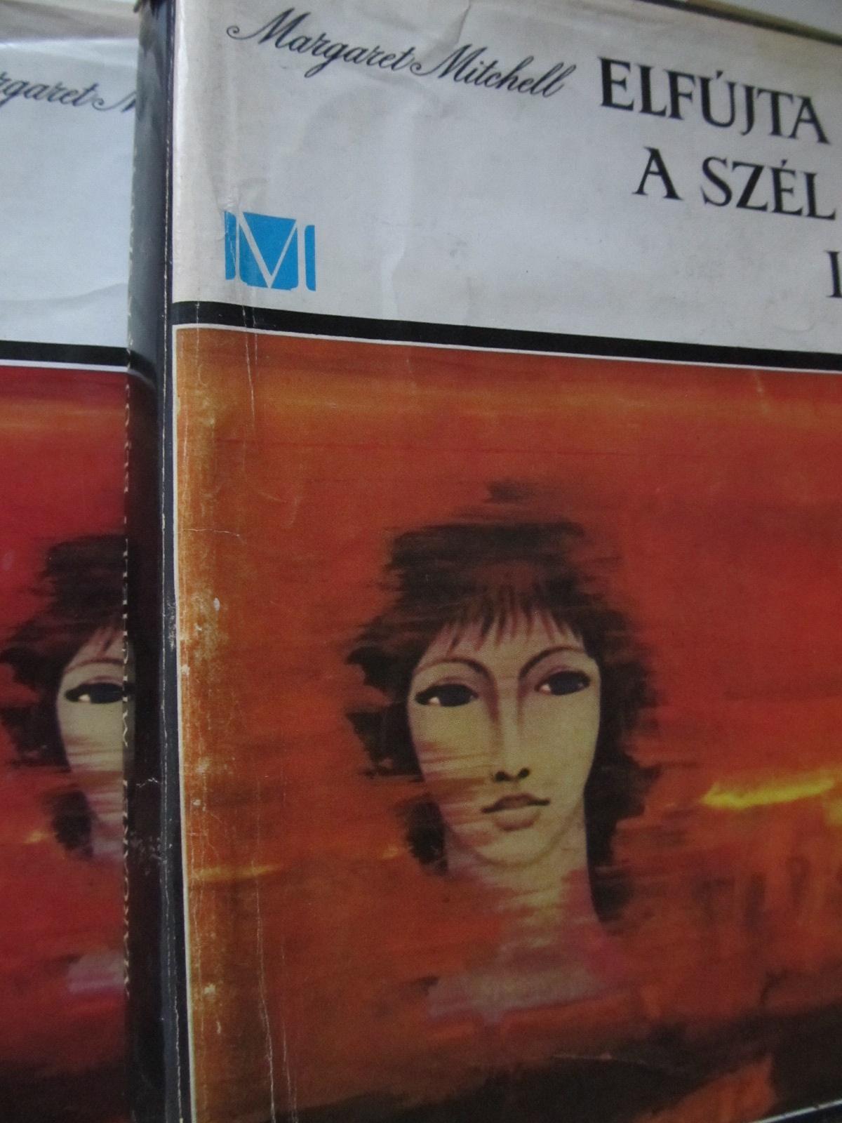 Elfujta a szel (2 vol.) - Margaret Mitchell | Detalii carte