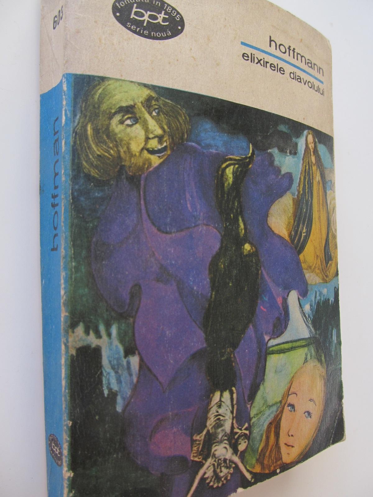Elixirele diavolului - E. T. A. Hoffmann | Detalii carte
