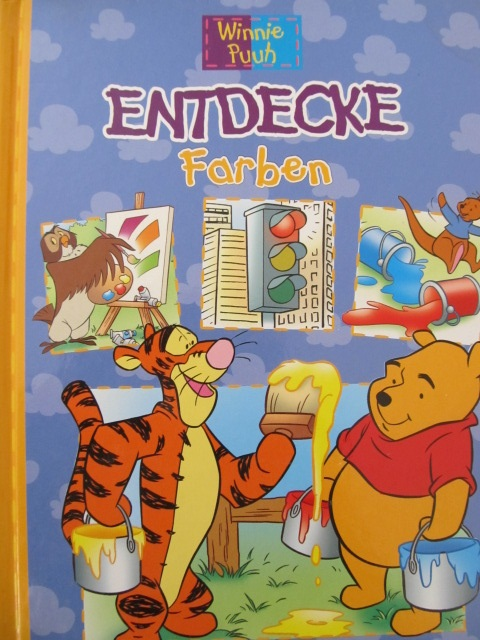 Endecke Farben - Jean Piere Bernie | Detalii carte
