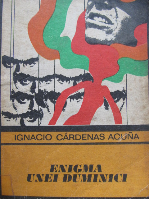 Enigma unei duminici - Ignacio Cardenas Acuna | Detalii carte