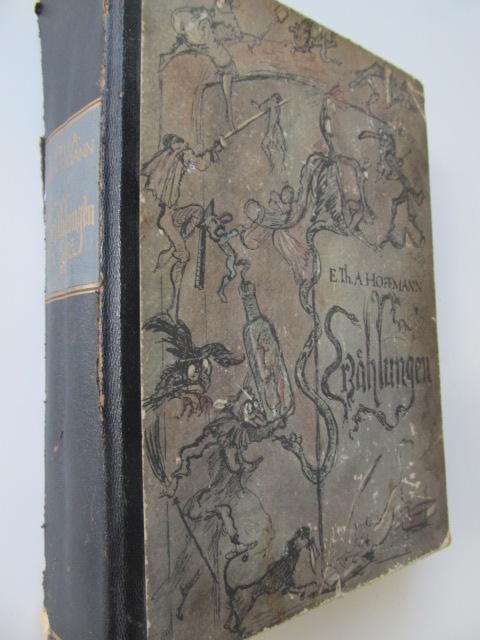 Erzahlungen (2 vol.) - colegate , 92 ilustratii de Eva Schwimmer - E. Th. A. Hoffmann | Detalii carte