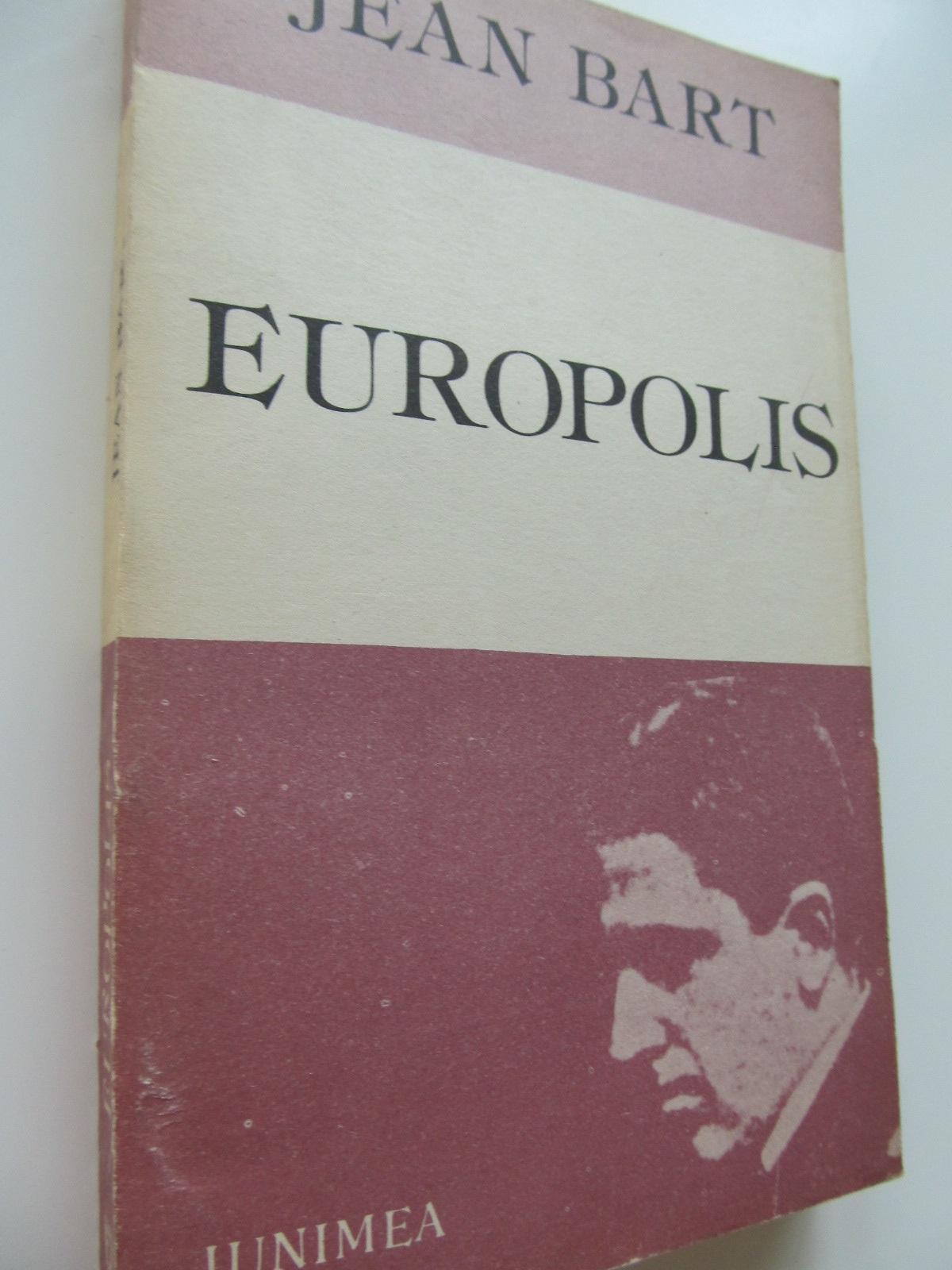 Europolis - Jean Bart | Detalii carte