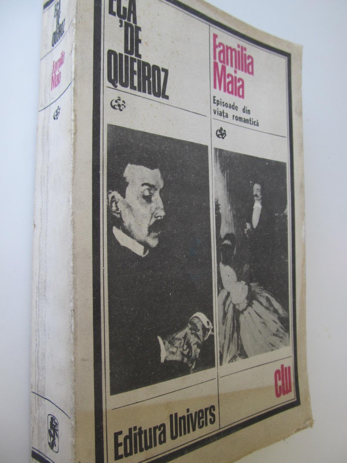 Familia Maia - Eca De  Queiroz | Detalii carte