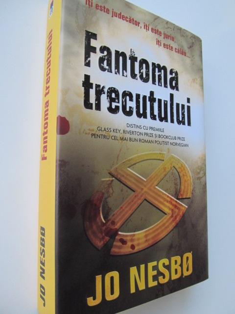 Fantoma trecutului [1] - Jo Nesbo | Detalii carte