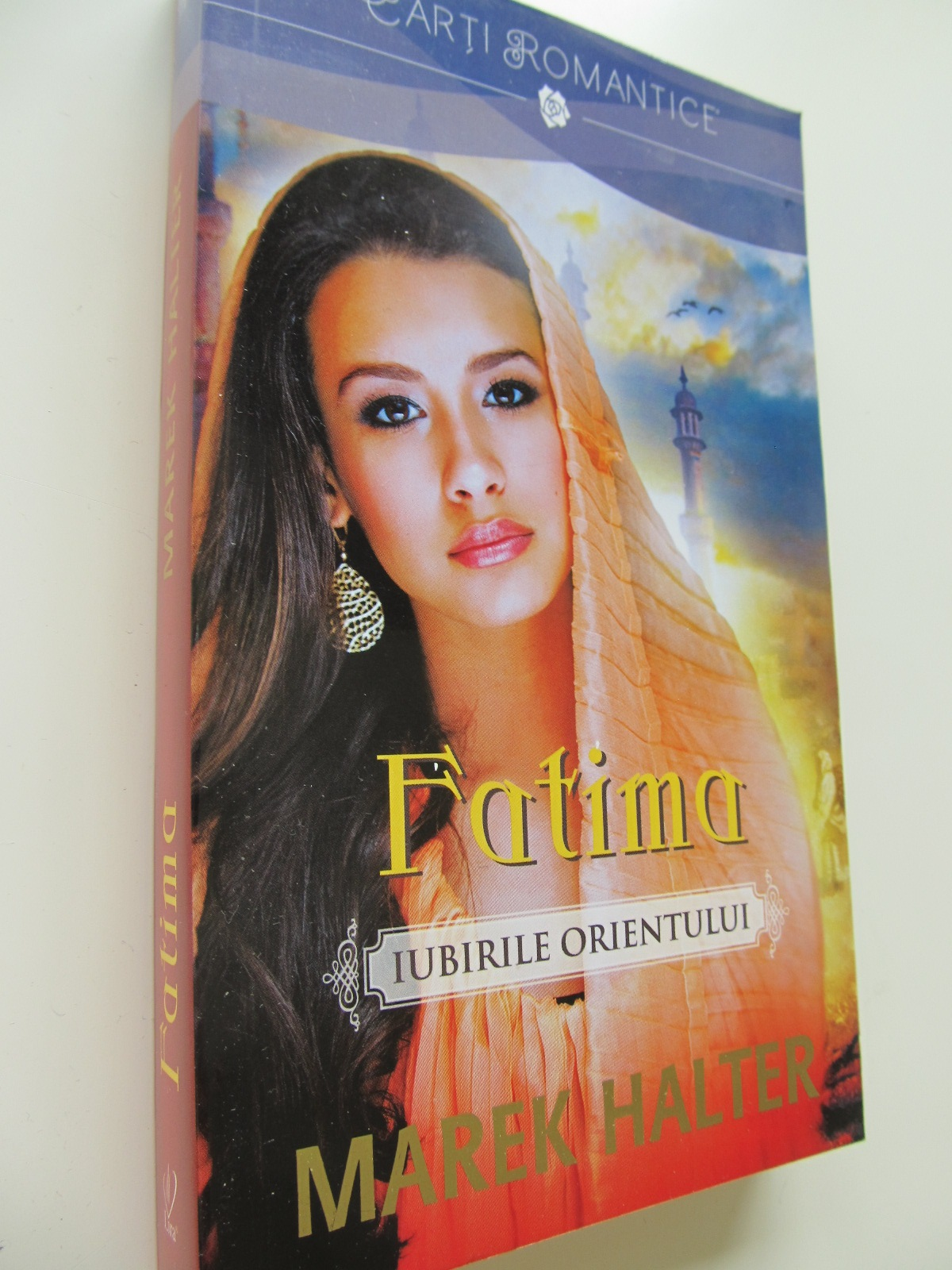 Fatima - Marek Halter | Detalii carte