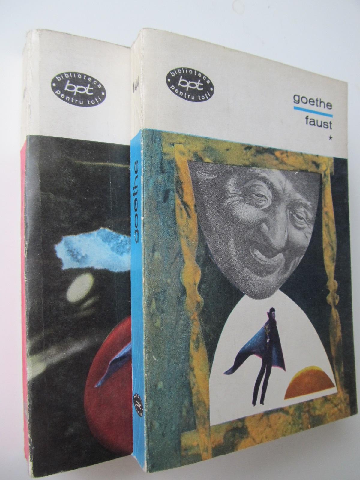 Carte Faust (2 vol.) - Johann Wolfgang Goethe