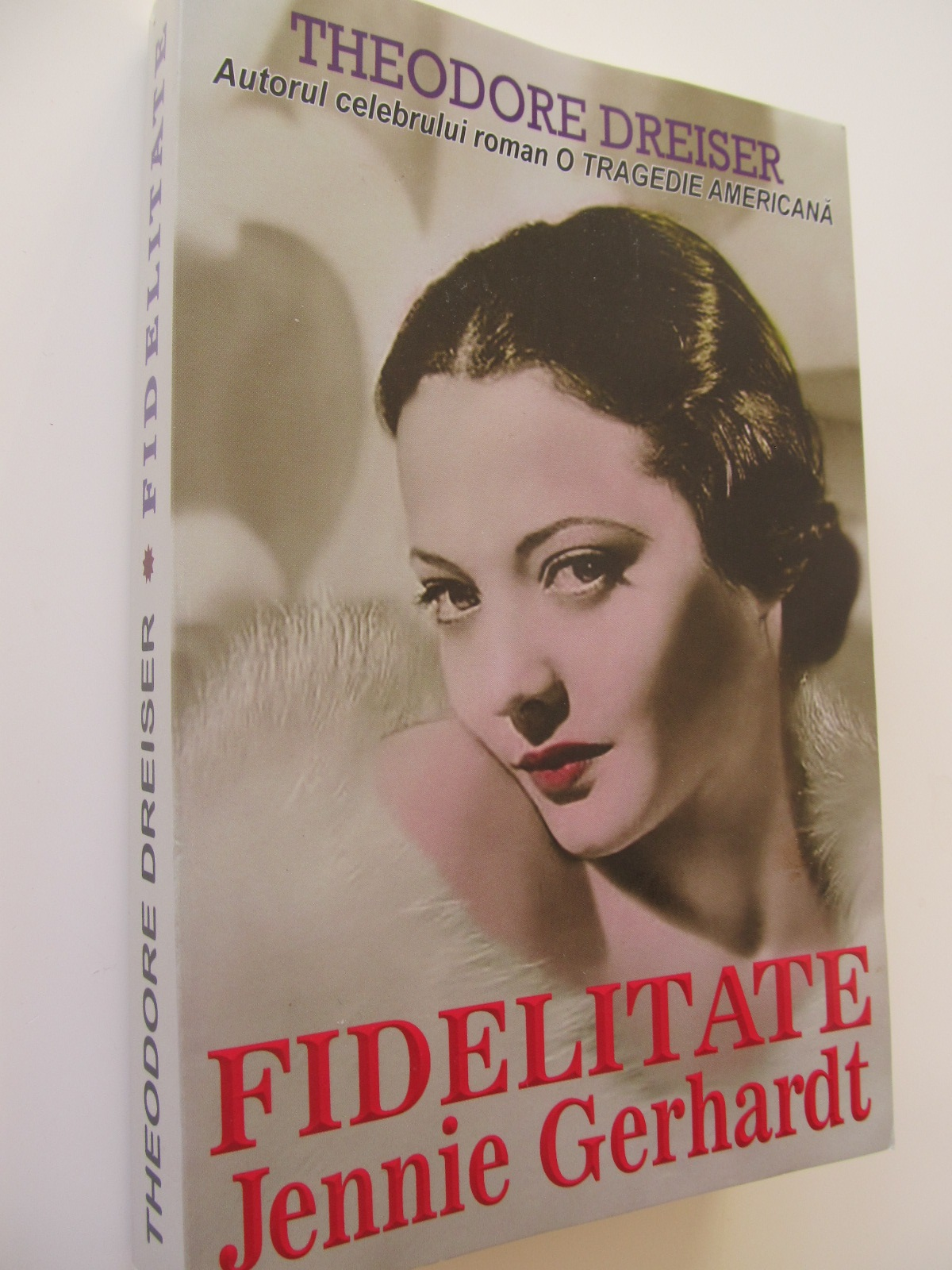 Fidelitate. Jennie Gerhardt - Theodore Dreiser | Detalii carte