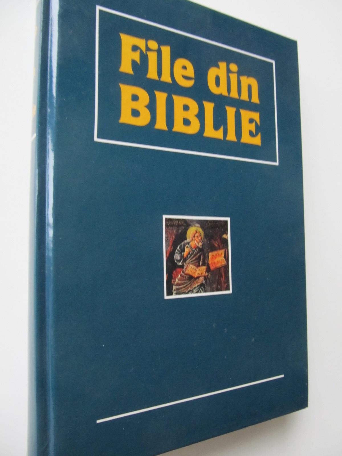 File din Biblie - *** | Detalii carte