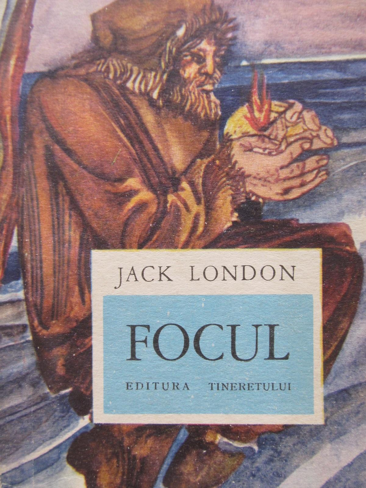 Focul - Jack London | Detalii carte