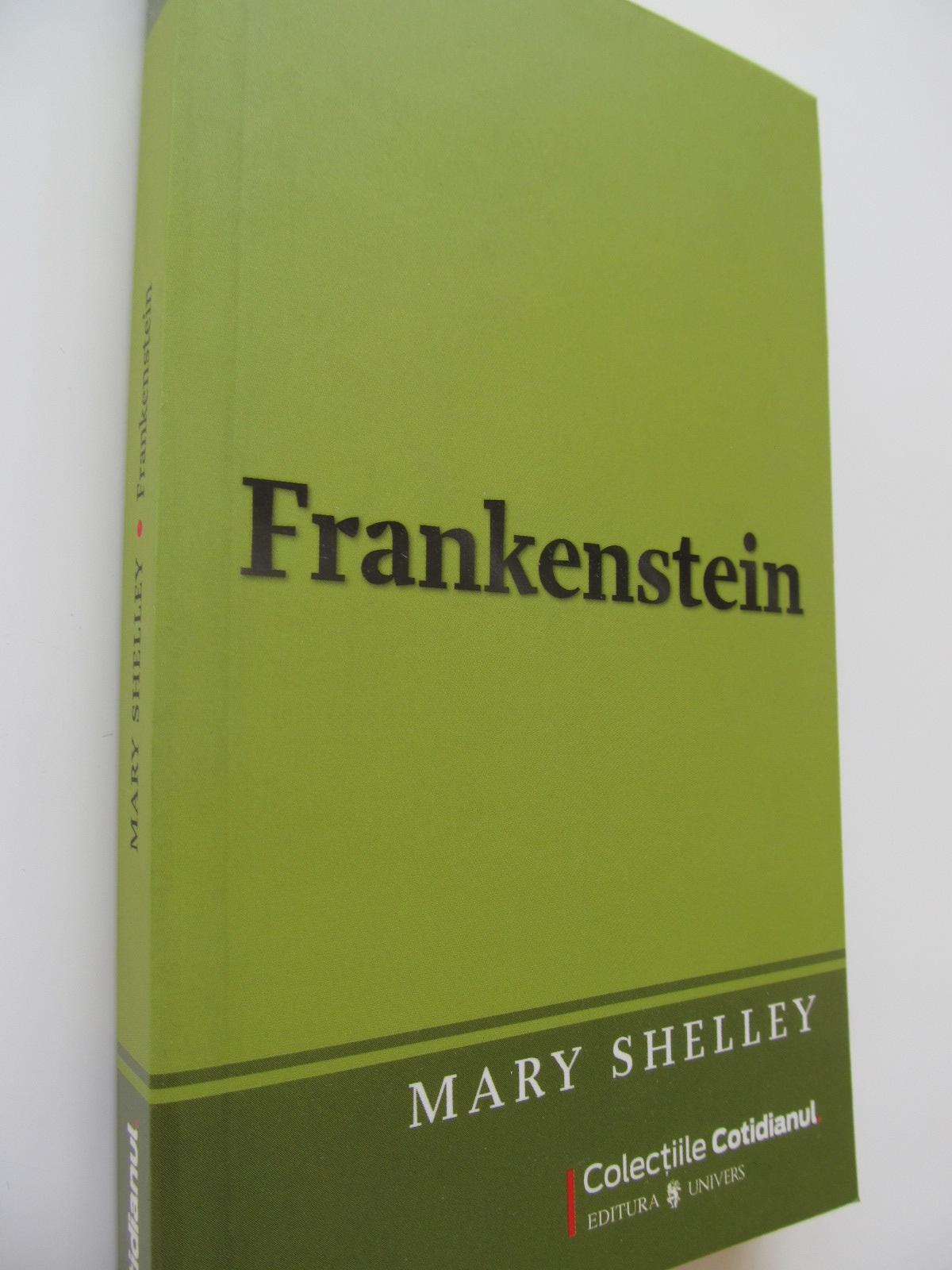 Frankenstein - Mary Shelley | Detalii carte