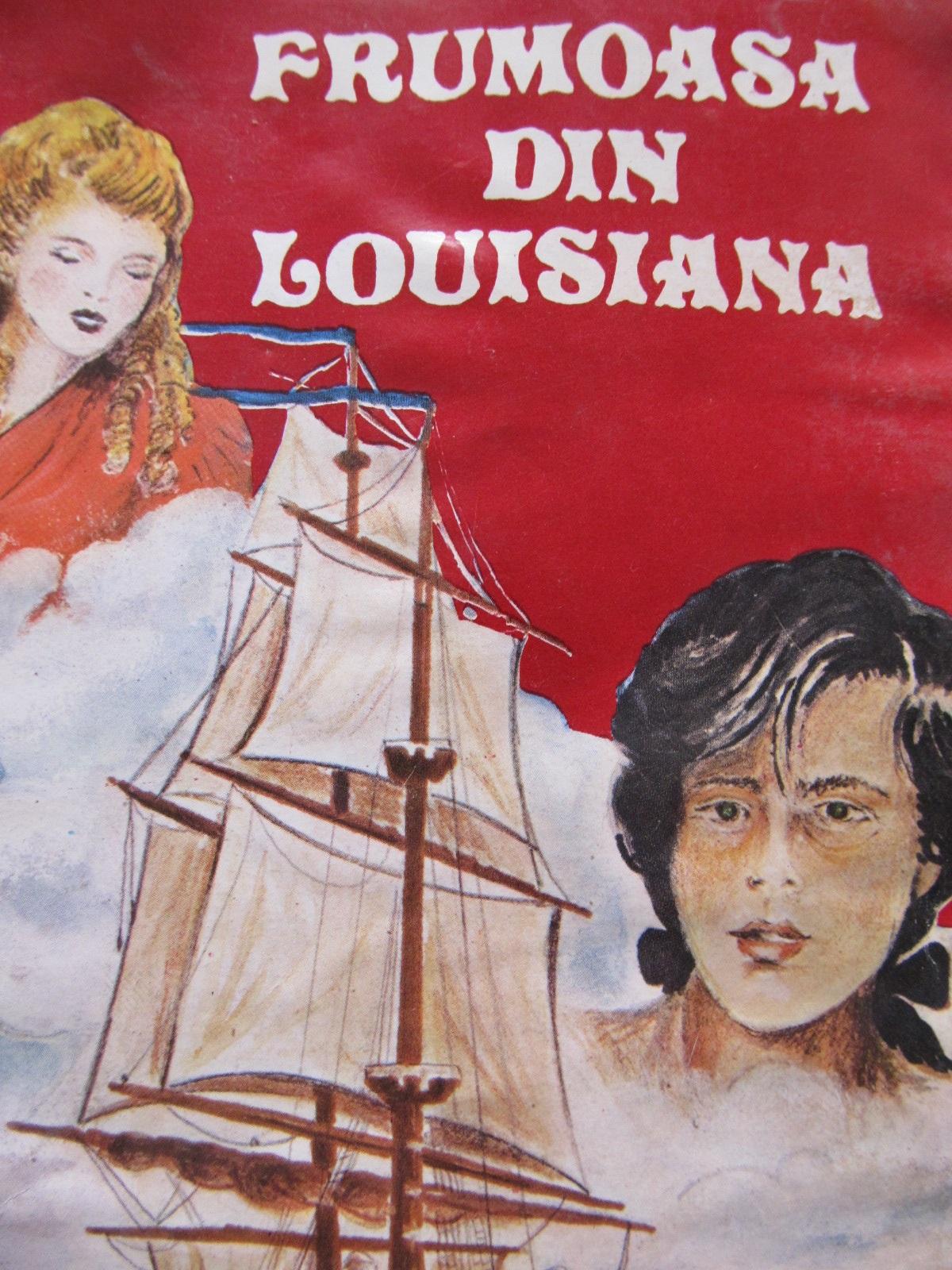 Frumoasa din Louisiana - Jaqueline Monsigny | Detalii carte