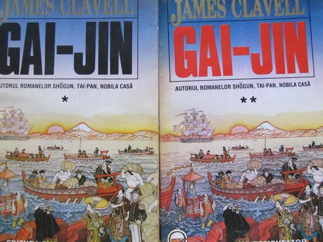 Carte Gai-Jin (2 vol.)  [1] - James Clavell