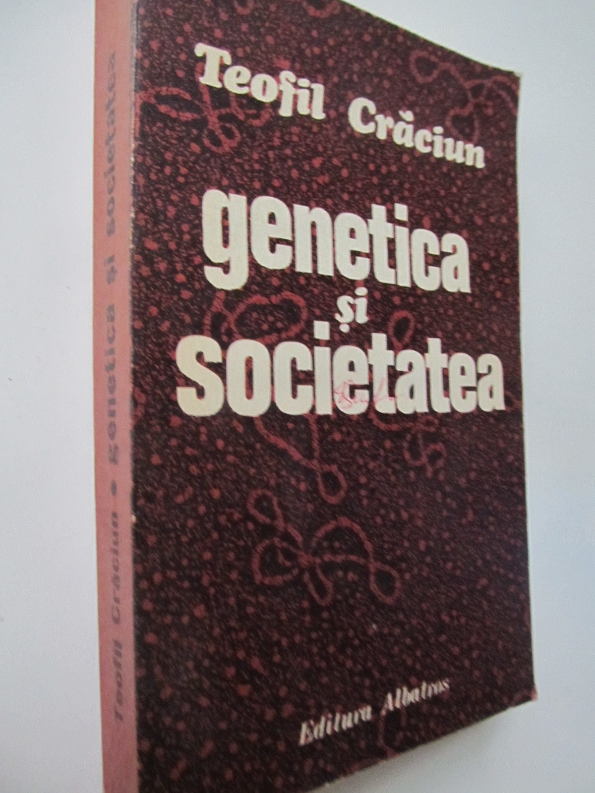 Genetica si solcietatea - Teofil Craciun | Detalii carte