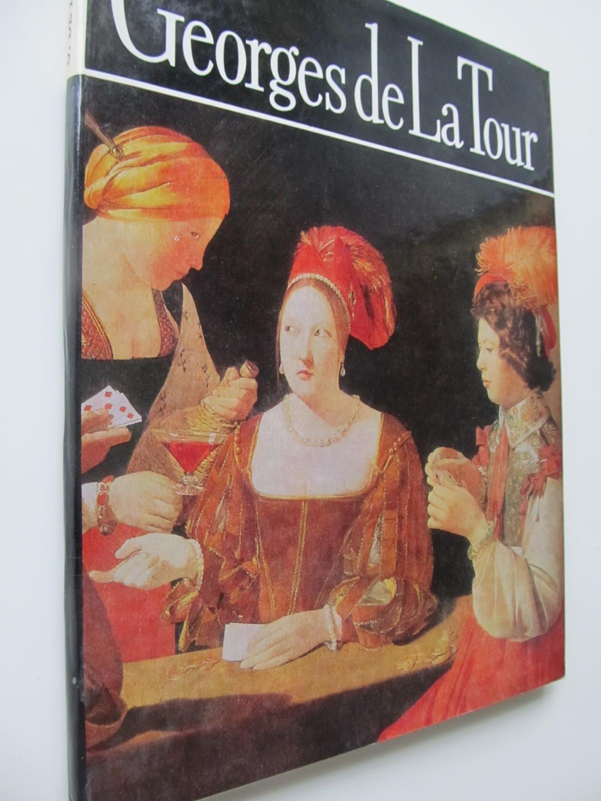 Georges de la Tour (Album) - format foarte mare - Victor Ieronim Stoichita | Detalii carte