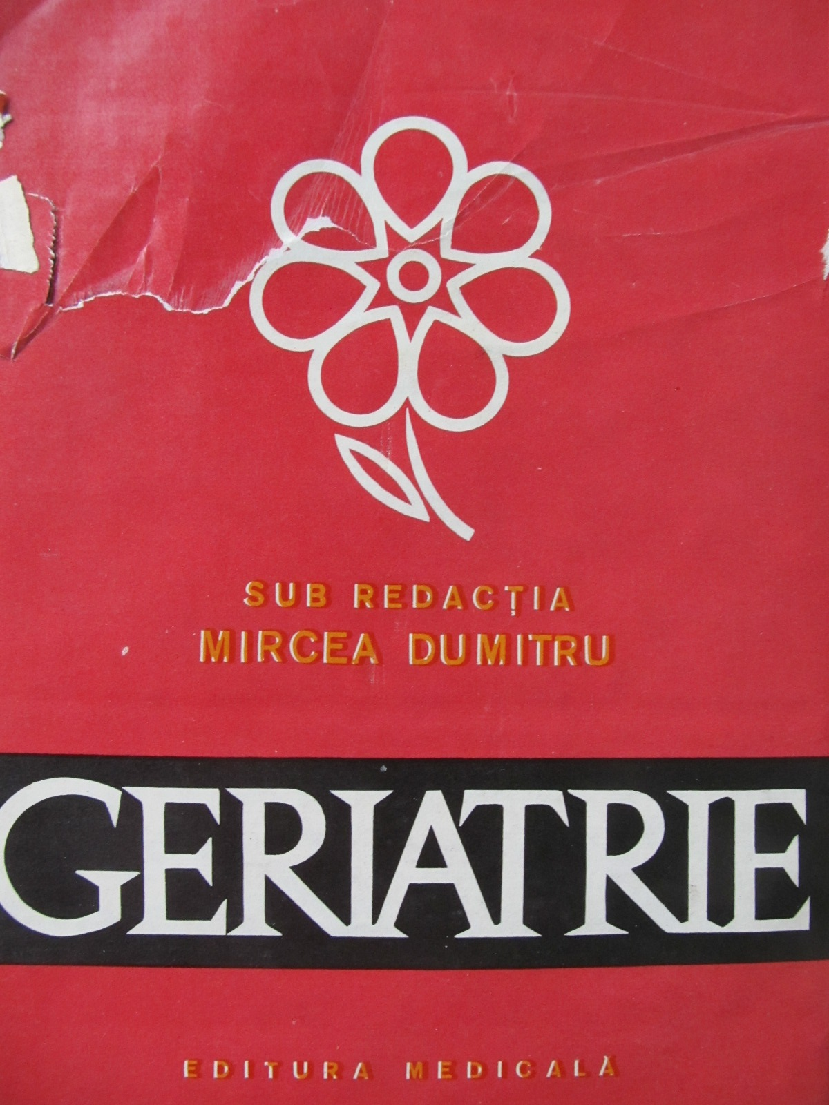 Geriatrie - Mircea Dumitru , ... | Detalii carte