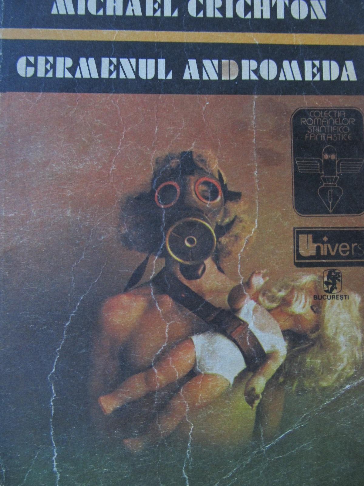 Germenul Andromeda - Michael Crichton | Detalii carte