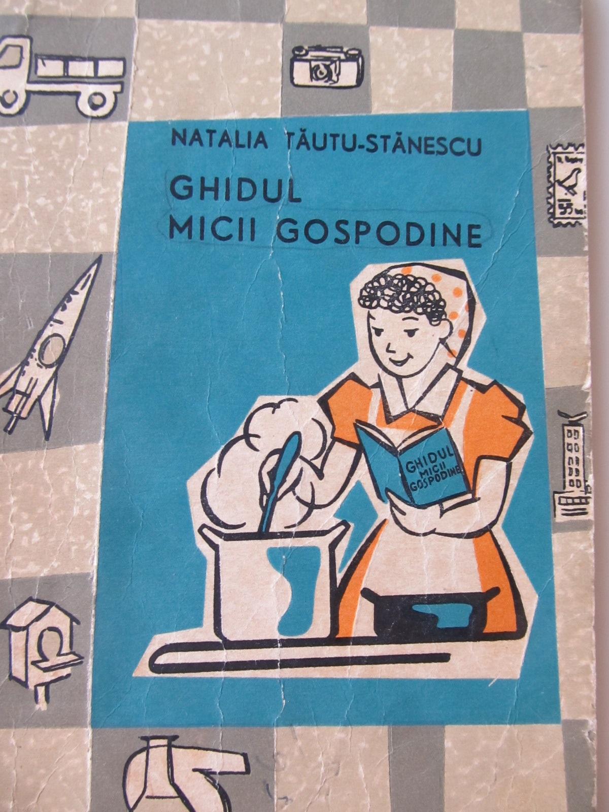 Ghidul micii gospodine - Natalia Tautu Stanescu | Detalii carte