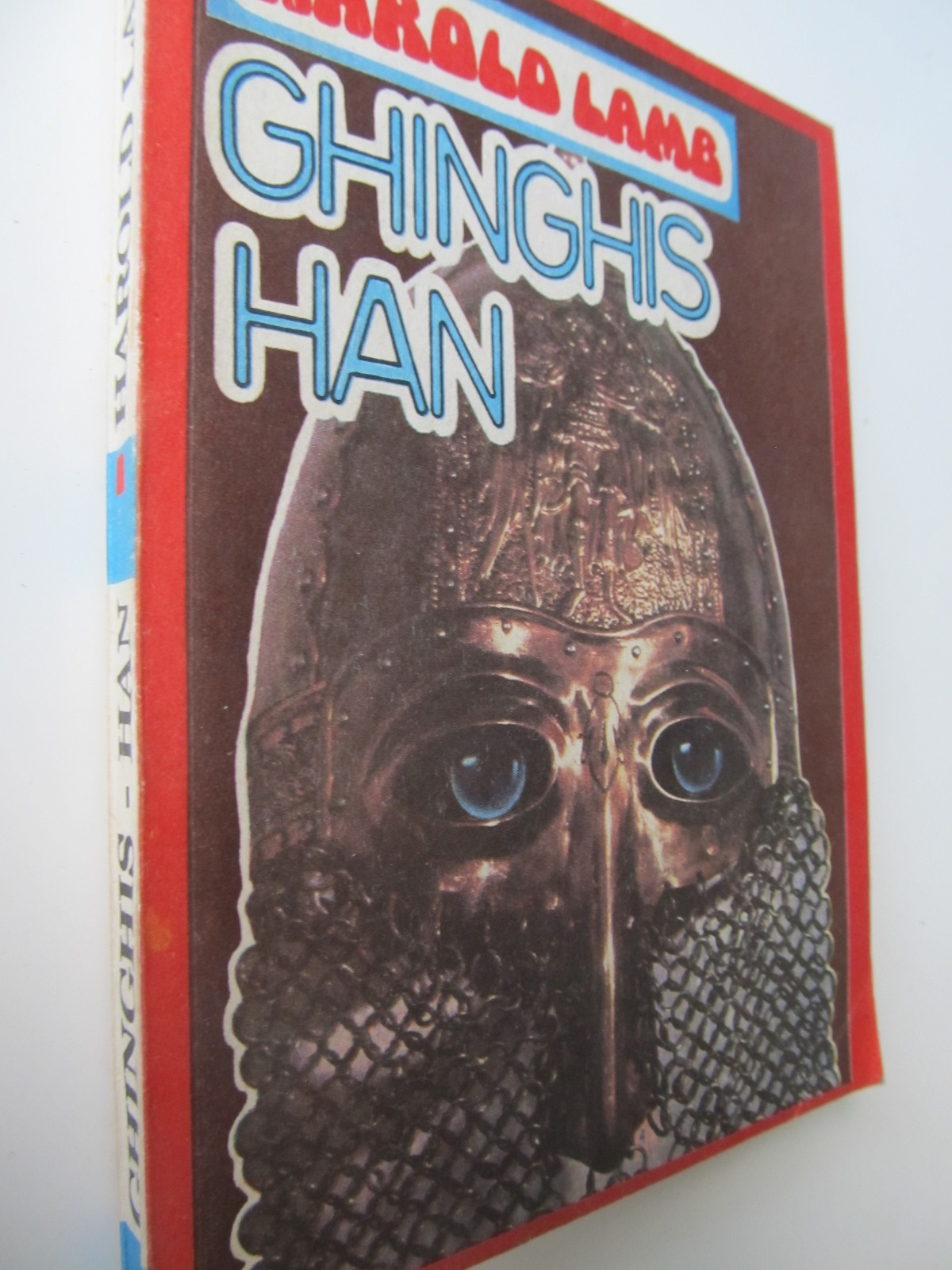 Ghinghis Han - Harold Lamb | Detalii carte