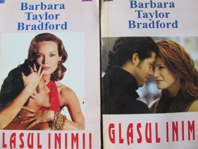 Glasul inimii (2 vol.) - Barbara Taylor Bradford | Detalii carte