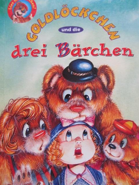 Goldlockchen und die drei Barchen - pagini carton gros - *** | Detalii carte