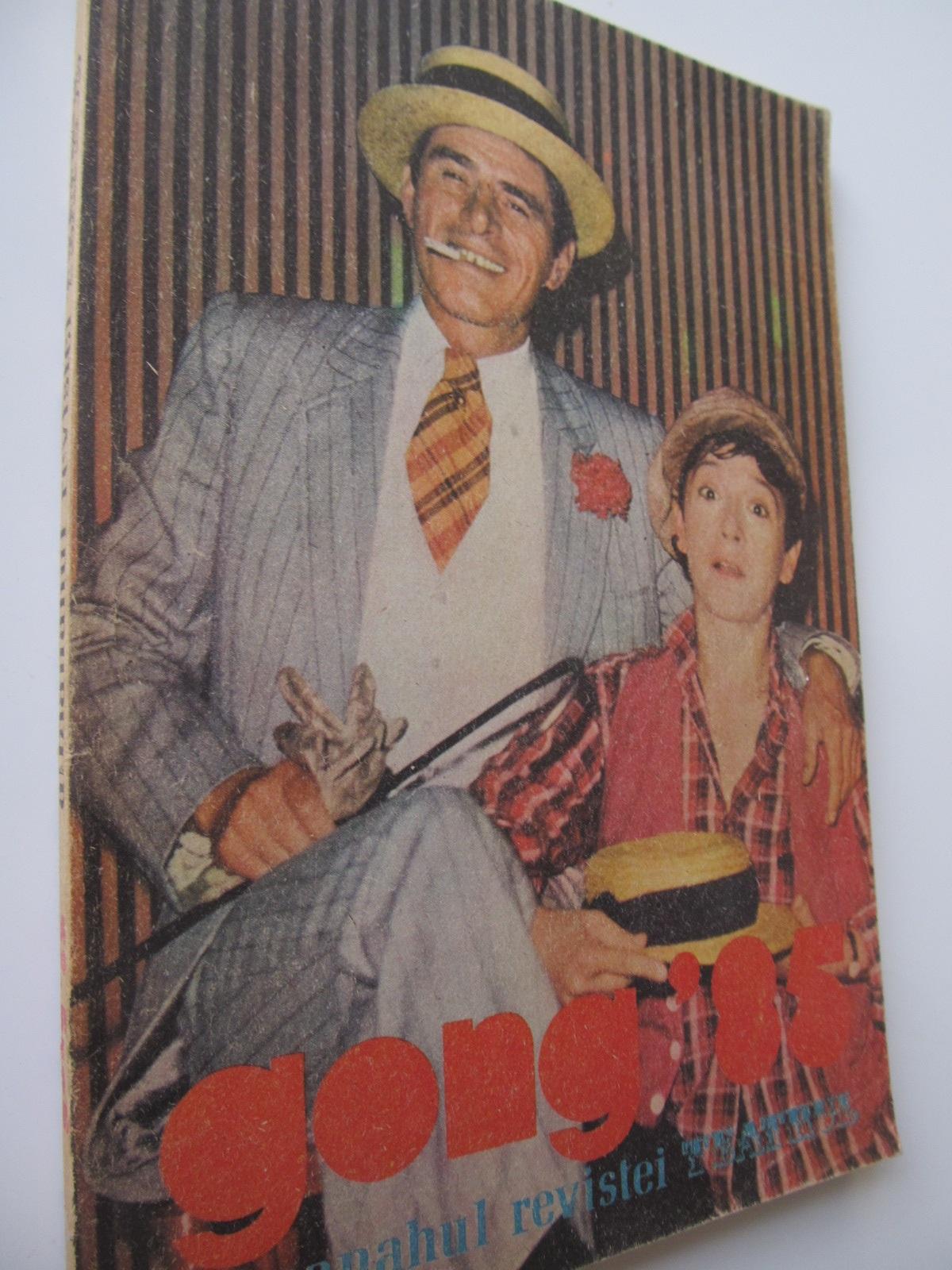 Gong'86 - Almanahul revistei Teatrul - *** | Detalii carte