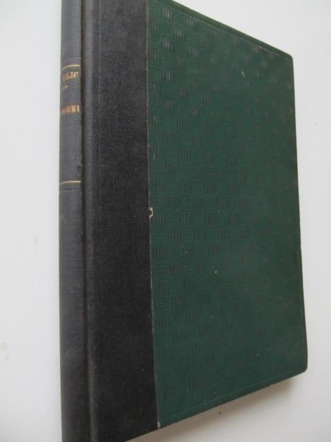 Grafogonia , 1926 (editie princeps) - I. T. Ulic | Detalii carte
