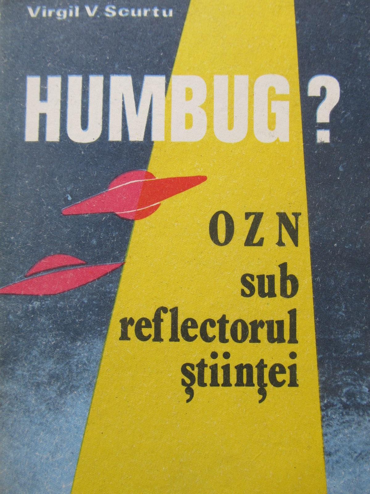 Hamburg ? - OZN sub reflectorul stiintei - Virgil V. Scurtu | Detalii carte