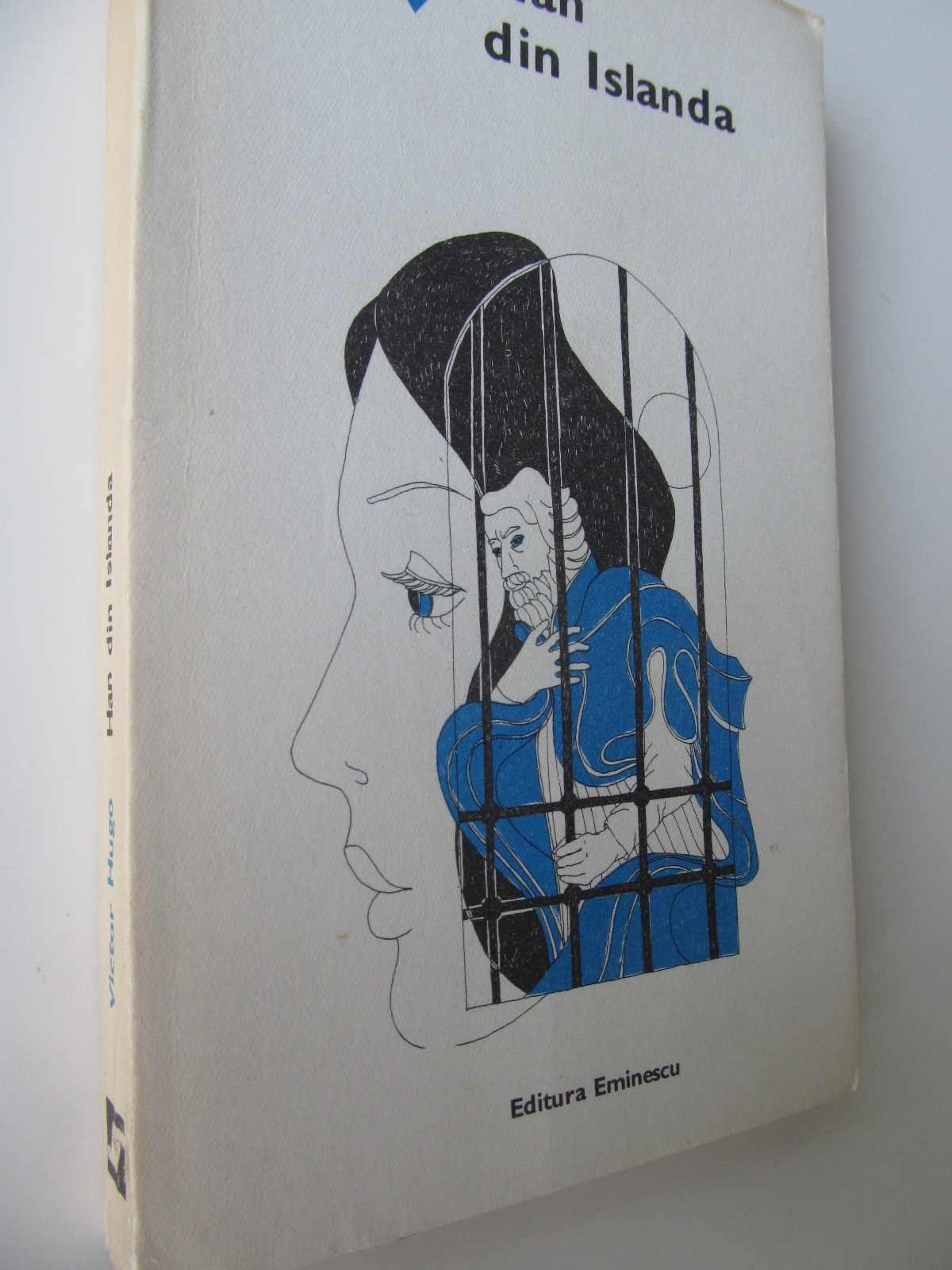 Han din Islanda - Victor Hugo | Detalii carte