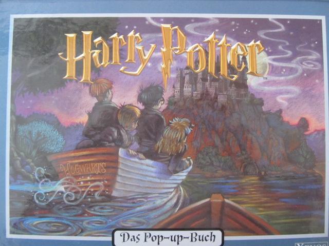 Harry Potter - Das Pop-up-Buch (lb. germana) - *** | Detalii carte