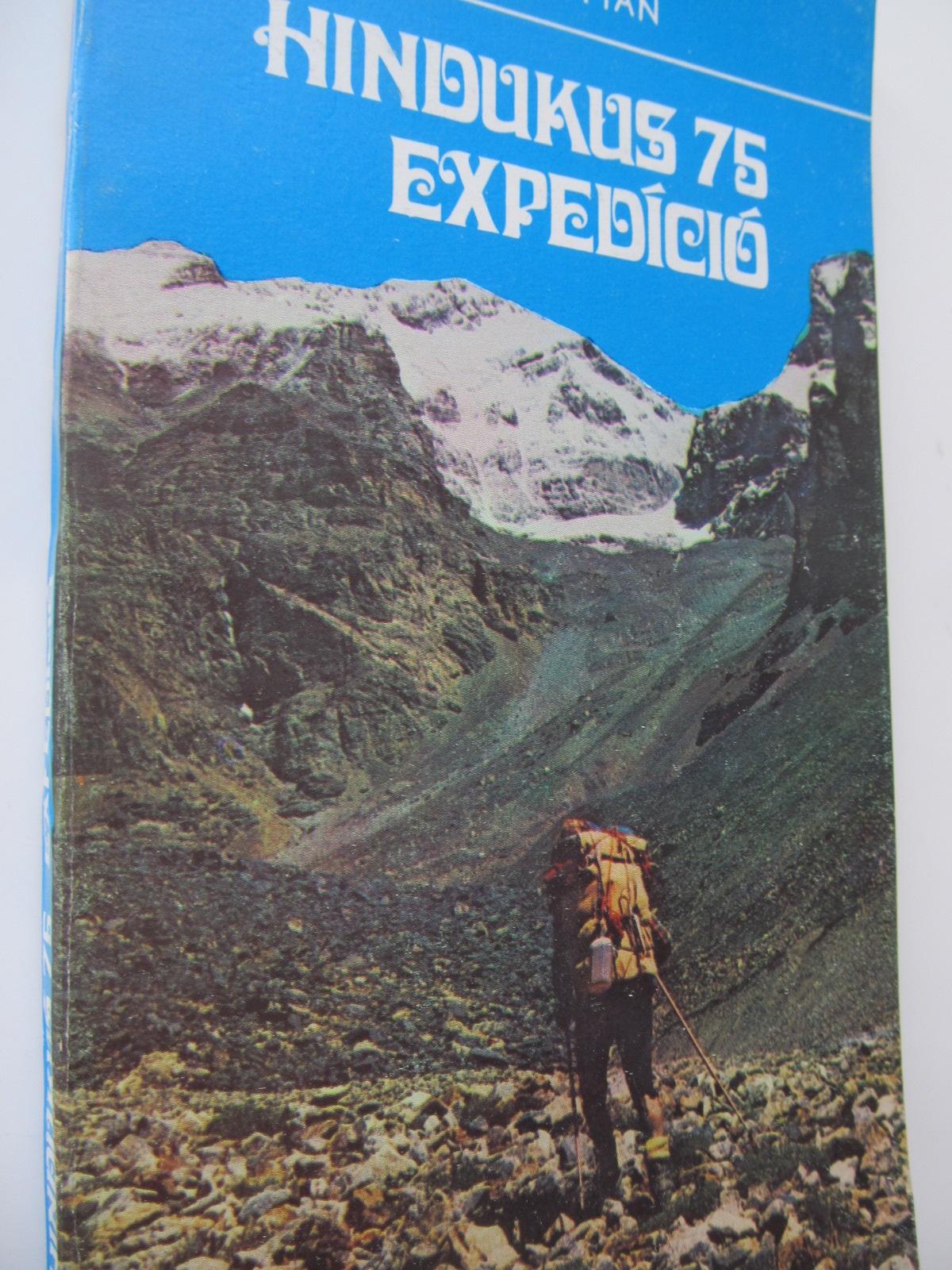 Hindukus 75 expedicio - Ionel Coman | Detalii carte