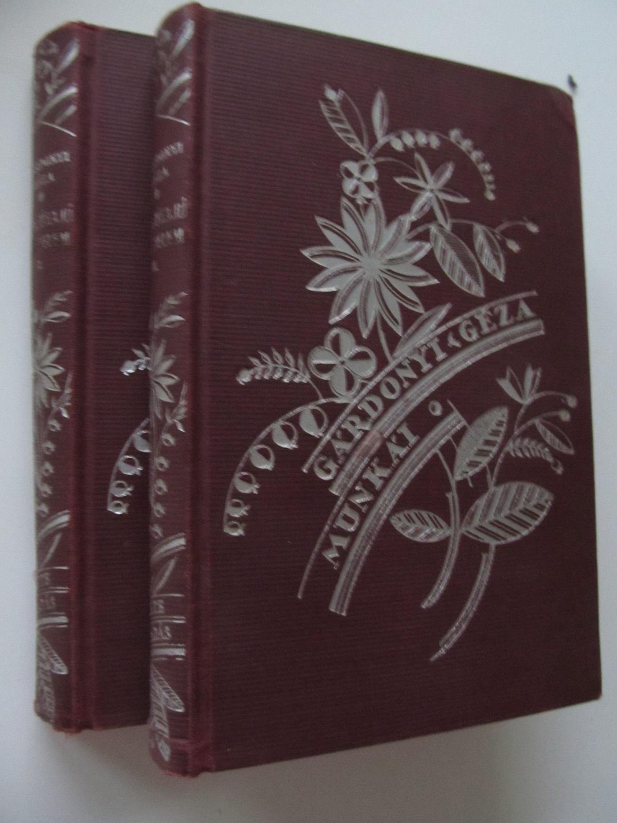 Hosszuhaju veszedelem (2 vol.) - Gardonyi Geza | Detalii carte
