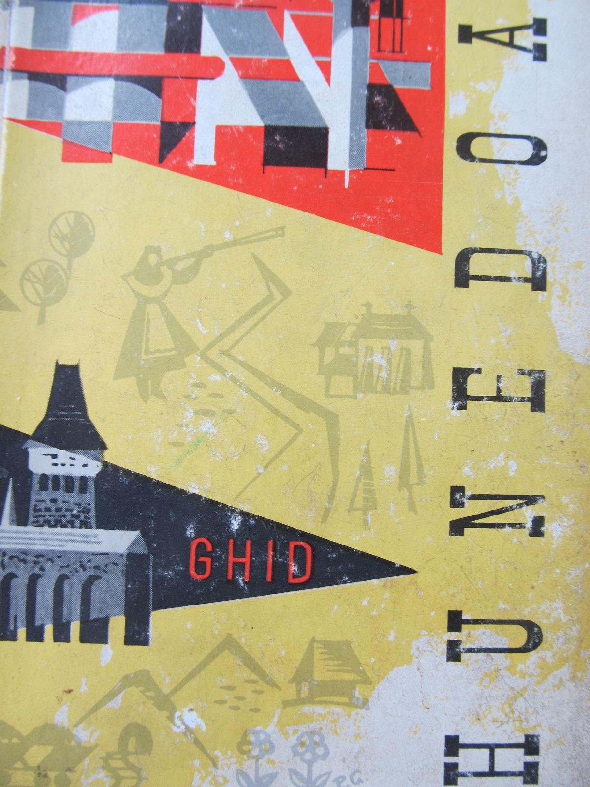 Hunedoara - Ghid turistic al regiunii - Octavian Floca   Detalii carte