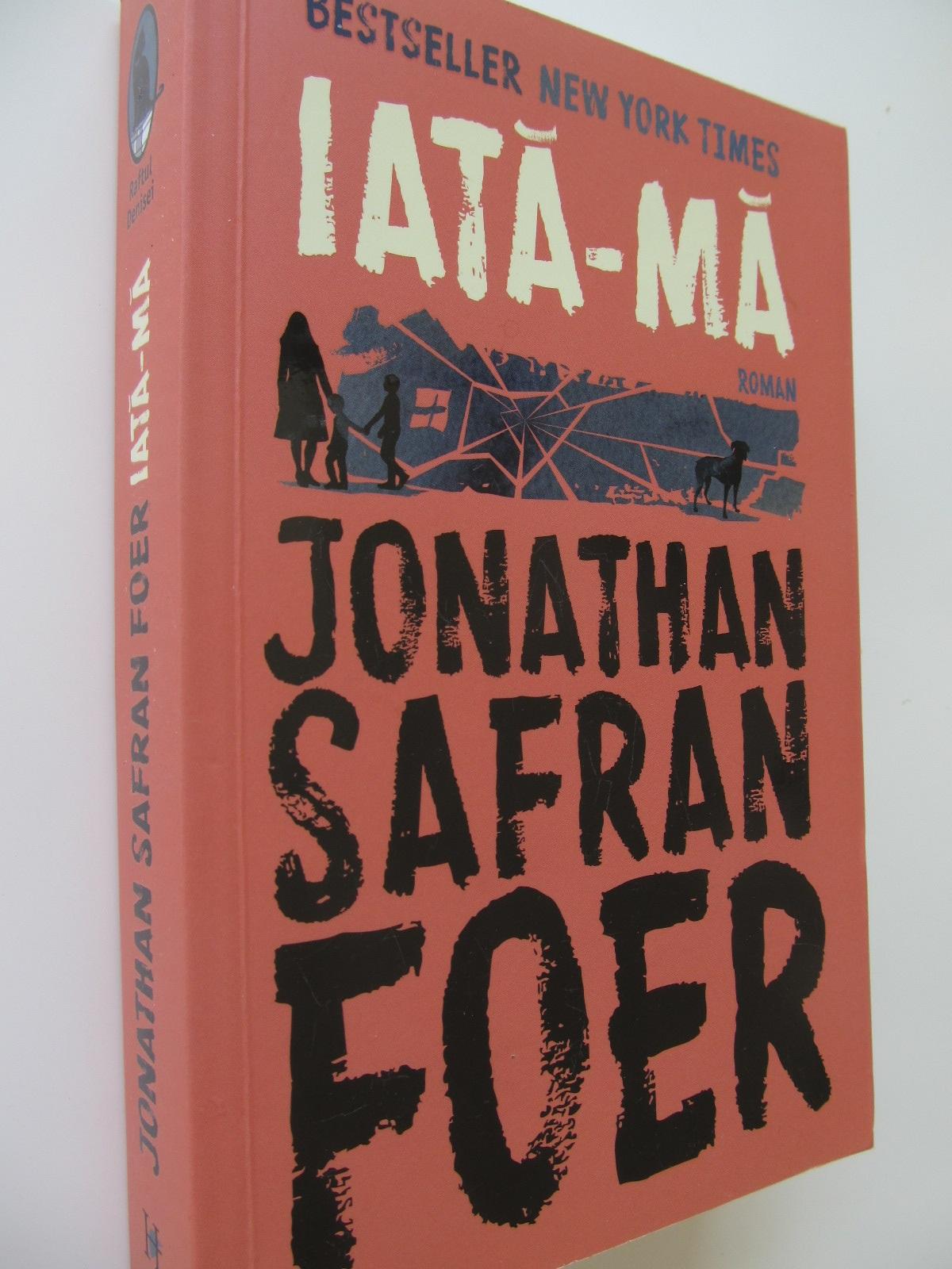 Carte Iata - ma - Jonathan Safran Foer